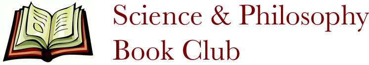 Science & Philosophy Book Club Banner