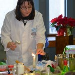 Laurie Tarr and Kitchen Sink Science